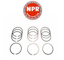 Engine Piston Ring Set-NPR of America WD Express 061 49012 337