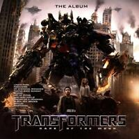 TRANSFORMERS Dark Of The Moon 2019 Limited Edition RSD brown vinyl LP NEW/SEALED