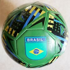 Brazil team size 5 Top competition soccer ball