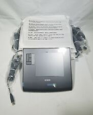 Wacom Intuos 3 Graphics PTZ-430 Drawing Tablet (NEVER USED) FREE SHIPPING PTZ430