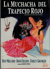 La muchacha del trapecio rojo (The Girl in the Red Velvet Swing) (DVD Nuevo)