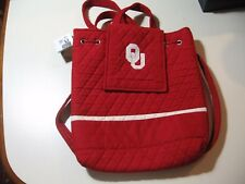 "Collegiate Collection: University of Oklahoma 12"" x 13"" backpack (NEW)"