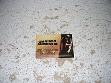 Star Wars Trilogy Special Edition On Video Store Promo Pin / Button RARE