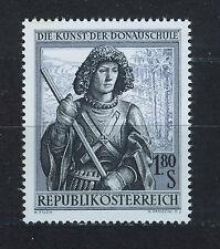 AUSTRIA 1965  MNH  SC.744 Art of Danube,art school 1490-1540