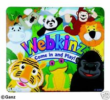 Webkinz It's a Jungle Mouse Pad New Package New Code