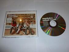 SUGABABES - Round Round - Deleted 2002 UK Universal 3-track CD single