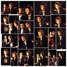 GEORGE HARRISON Beatles - Festival Sanremo italy 1988 - 20  photos fotografie