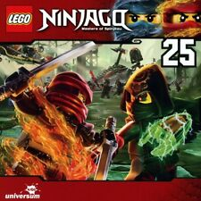 CD * LEGO NINJAGO 25 - MEISTER DES SPINJITZU - TV SERIE # NEU OVP §