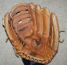 "Spalding Leather Baseball Glove 42-217 Jim Rice Pro Model 13"" RHT Excellent"
