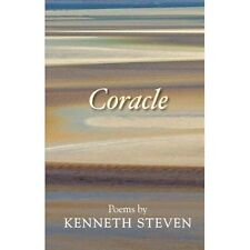 Coracle: Poems by Kenneth Steven, Steven, Kenneth, New Book