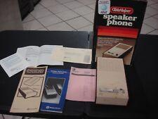 VINTAGE TELEHELPER SPEAKER PHONE IN BOX GENUINE BELL AT&T