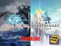 FINAL FANTASY XIV FF14 Tales of Adventure: Heavensward Main Scenario Progression