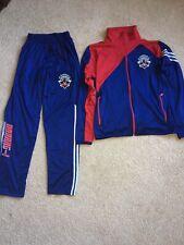 Horsing-1 PER Taekwondo S Blue/ Red New 100% Polyester