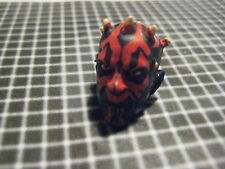 STAR WARS BALL JOINTED HEAD FOR BLACK SERIES 6 INCH DARTH MAUL FIGURE