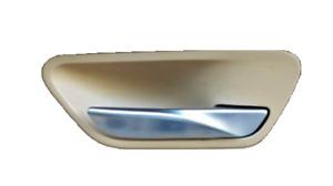 MANIGLIA PORTA INTERNA ANTE. POST. DX per BMW 3 GT F30/31/34/351 12-19 CROMATO