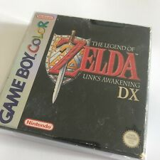 The Legend Of Zelda: Link's Awakening DX Nintendo Game Boy Color Game - GameBoy