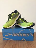 Brooks Ghost 10 Herren Running Laufschuhe Lime Größe 45,5 neuwertig Adidas Nike