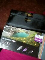 67mm 3 Piece Filter Kit   UV+CPL+FLD