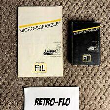 Micro Scrabble - Thomson MO5 TO7