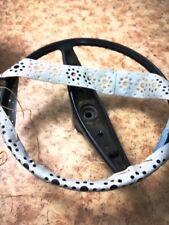 Genuine leather steering wheel cover LADA 2101 2106 niva Moscvich ZAZ USSR