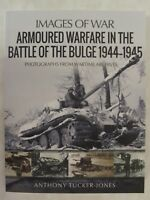 Book: Armoured Warfare in the Battle of the Bulge 1944–1945 by Images of War