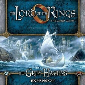 The Lord of the Rings LCG: MEC47 THE GREY HAVENS Expansion ~ LOTR