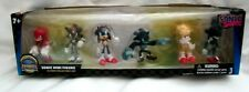 """Sonic,Knuckles,Tails,Amy,Super Sonic,&Metal Sonic 2"""" Figure (6-Pack) Set-New!"""