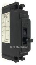 FEDERAL ELECTRIC 60 AMP SINGLE POLE/PHASE MCCB MOLDED CASE BREAKER NEF21160 60A