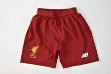The Reds New Balance Liverpool FC 2017-2018 Home Shorts YOUTH L.boys 158cm
