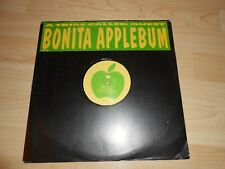 "A Tribe Called Quest  Bonita Applebum 12"" Promo      Cary Simon WHY"