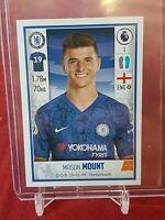 Mason Mount Chelsea Premier League 2020 Panini Rookie Sticker