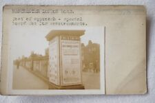 More details for c1920s lner manchester london road station railway photo & negative publicity 9