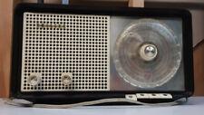 Vintage Philips B3X95U/00C AM Broadcast + 2 Short Wave Band Radio. Powers Up!