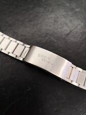BREITLING STAINLESS STEEL BRACELET VINTAGE - 19mm