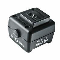 Slave Remote Trigger for Canon Nikon Flash Light to Sony DSLR Camera Hot-shoe