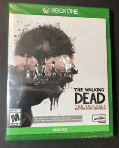 The Walking Dead Definitive Series [ 4 Seasons in 1 Pack ] (XBOX ONE) NEW