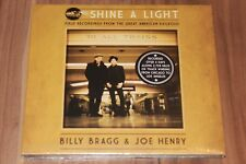 Billy Bragg & Joe Henry – Shine A Light: (2016) (CD) (COOKCD623) (Neu+OVP)