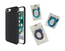(190 Items) iPhone Accessories Lot (65 Protective Cases & 125 Charging Cables)