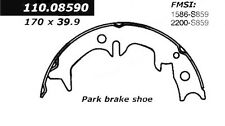 Parking Brake Shoe fits 1986-2012 Toyota Camry Avalon Celica  C-TEK BY CENTRIC