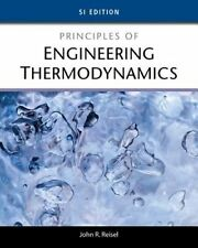 Principles of Engineering Thermodynamics by John Reisel (Paperback, 2015)