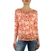 Marella Acilia Maglia T-Shirt Donna Col Arancione tg S | -47 % OCCASIONE |