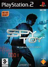 Spy Toy (juego Solamente) PS2 (Playstation 2) - Envío Gratis-Vendedor de Reino Unido