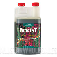 Canna Boost Accelerator 1 Liter Hydroponics Nutrient Bloom Big Bud Enhancer 1L
