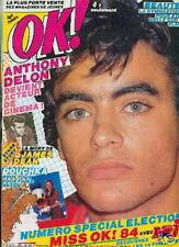 OK 439 (11/6/84) ANTHONY DELON JAMES DEAN DOUCHKA