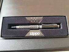 Brand New - Rushford Bpp Black Zippo pen - 41101 ***Free Shipping***