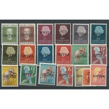 Ned West Nieuw Guinea 1-19   MNH/postfris  CV 65 €