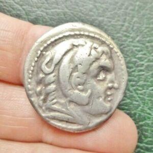Royaume de Macédoine - Cassandre - Tétradrachme - Amphipolis