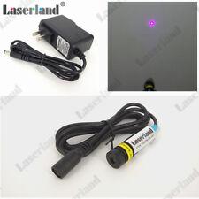 1448 NEW 150mW 405nm Blue Violet Dot Laser Diode Module w/driver