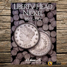 Liberty Head Nickels 1883-1912  Folder #2677