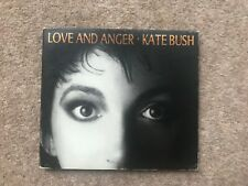 Kate Bush ‎– Love And Anger - USA - Promo CD
